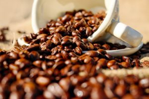 Fresh coffee beans are what makes good coffee