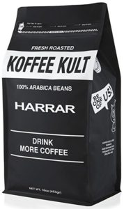 Koffee Kult Harrar coffee review