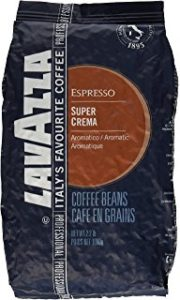 lavazza super crema coffee review