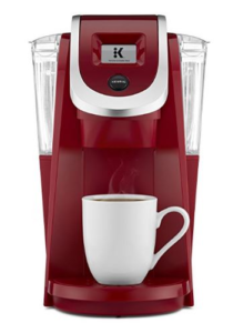 Keurig K250 Single Serve, Programmable K-Cup Pod Coffee Maker With Strength Control