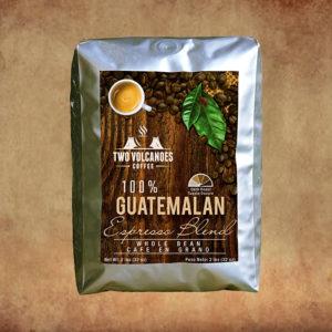 Two Volcanoes Guatamala Dark Roast